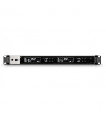 Sennheiser EM-6000-DANTE-EU - Digital 2-channel receiver