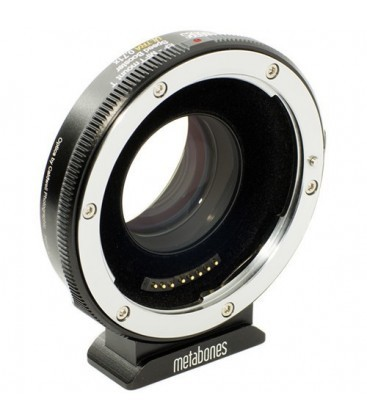 Metabones MB_SPEF-M43-BT4 - Canon EF to Micro 4/3 T Speed Booster ULTRA 0.71x
