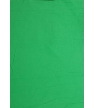 Falcon Eyes 2967210 - Background Cloth BCP-10 2,9x5 m Chroma Green Washable