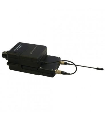 Sennheiser P48ADAPTER-BLACK - Phantom power supply for SK 6000/9000 Black