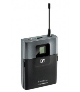 Sennheiser SK-XSW-B - Pocket transmitter with microphone and line inputs