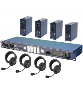Datavideo 2205-2001 - ITC-100HP1-4 - Intercom Talkback System