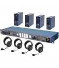 Datavideo 2205-2001 - ITC-100HP1-4 - Intercom Talkback System