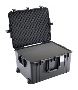 Pelicase 016370-0000-110E - 1637 AIR Case With Foam, Black