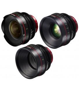 Canon EF Primes Bundle 14/24/50 (F)