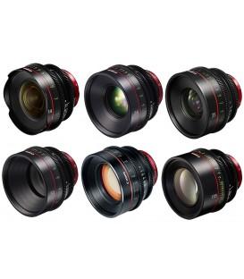 Canon EF Primes Bundle 14/24/35/50/85/135 (F)