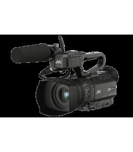 JVC GY-HM250ESB - camcorder