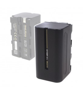 Hawkwoods DV-F790 - Sony Replacement L Series Battery