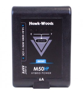 Hawkwoods VL-M50 - 14.4V  50Wh  mini V-Lok Lithium-Ion Battery