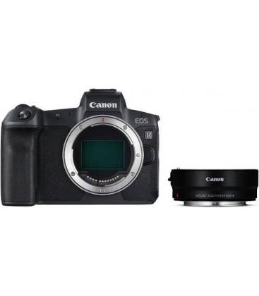 Canon 3075C068 - EOS R Mirrorless Digital Camera + RF 24-105 Lens + EF-EOS-R Adapter