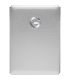 G-Technology 0G10348 - Drive Mobile USB-C 4TB Gray