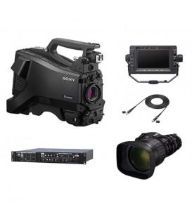 Sony HXC-FB80SN/Pack - HXC-FB80N + HXCU-FB80+HDVF-L750 + Lenz Package + CCFN-250