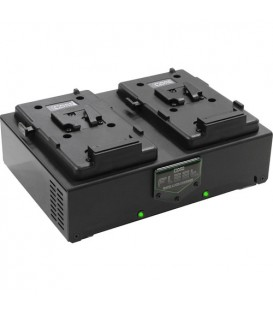 Core SWX CO-FLEET-D2S - Two Position V-Mt Fast Simultaneous Li-Ion Charger