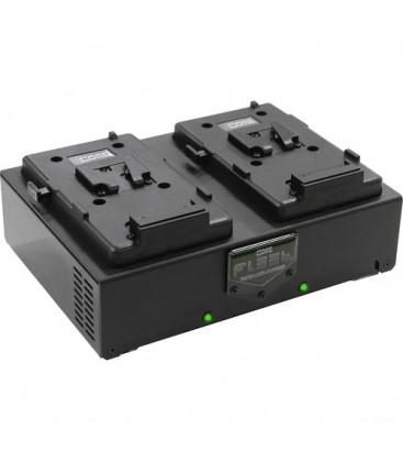 Core SWX CO-FLEET-D2S - Two Position V-Mt Fast Simultaneous Li-Ion Charger