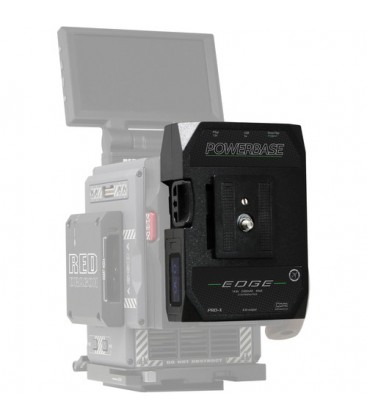 Core SWX CO-PBE-LPE6 - PowerBase EDGE Small Form Cine V-Mount Battery Pack