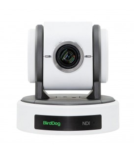 BirdDog BDP100W - BirdDog Eyes P100 1080P full NDI PTZ Camera with SDI (White)