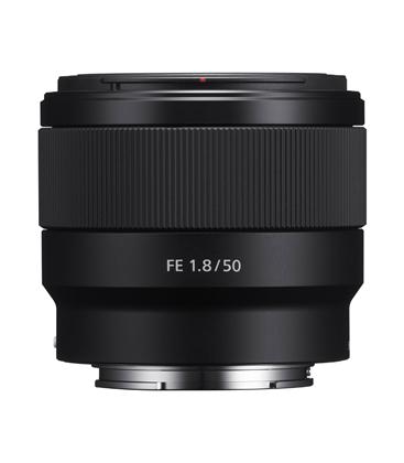 Sony SEL50F18F.SYX - FE 50MM F1.8