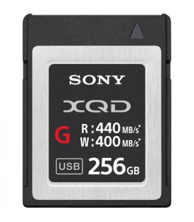Sony QDG256E-R - XQD Card 256GB - 440MB/s