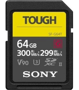 Sony SF64TG - Tough Series SDXC 64GB