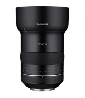 Samyang F1113201101 - Premium XP 50mm F1.2 Canon EF AE