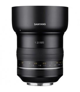 Samyang F1113701102 - Premium XP 85mm F1.2 Canon EF AE