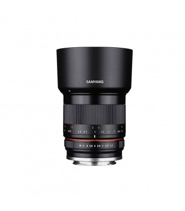 Samyang F1223410101 - 35mm F1.2 Fuji X (Black)