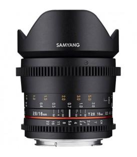 Samyang F1313610101 - 16mm T2.6 Fuji X