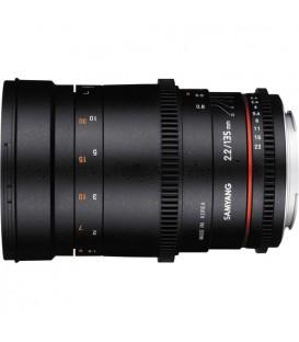 Samyang F1512203101 - 135mm T2.2 FF CINE Nikon F