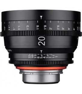Samyang F1513501101 - 20mm T1.9 FF Cine Canon EF