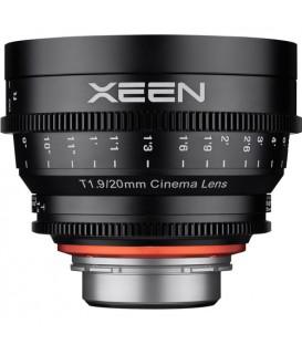 Samyang F1513503101 - 20mm T1.9 FF Cine Nikon F