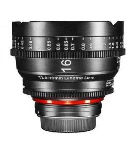 Samyang F1513603101 - 16mm T2.6 FF Cine Nikon F
