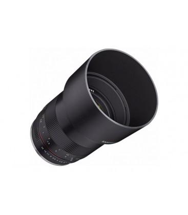 Samyang F1224210101 - 85mm F1.8 Fuji X (Black)