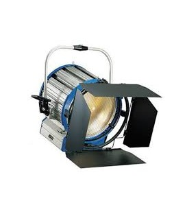 Arri L0.82120.B - Tungsten Fresnel Lights Studio T12 Man Blue/Silver