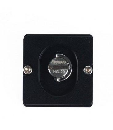 FotoPro 53P (QAL-40) - Aluminum Quick Release Plate