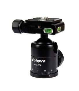 FotoPro 53P - Tripod Ball Head