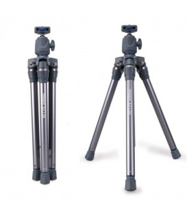 FotoPro S3 Lite +SJ-85+GA-1 - Aluminum Lightweight Mini Tripod kit with ball head and cell phone adapter