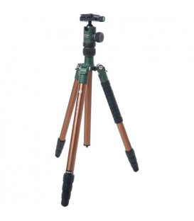 FotoPro X-go Gecko - Tripod Kit with FPH-42Q Ball Head (Green)