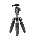 FotoPro X-go mini - Carbon Fiber Portable Professional Tripod