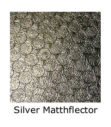 Matthews 309607 - 12ft x 12ft Matthflector - Silver
