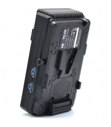 NextoDi NC01-XX-1002 - NCB-20-Cfast V-mount installed Model