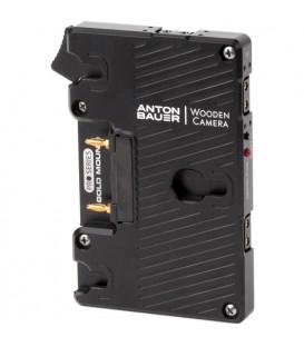 Wooden Camera 260500 - WC Pro Gold Mount (Blackmagic URSA Mini, URSA Mini Pro, URSA)