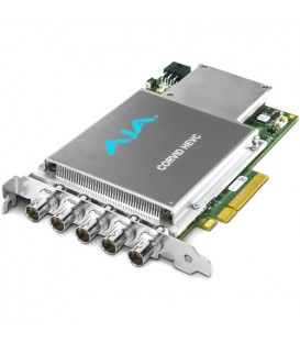 AJA Corvid HEVC-SLOT - HEVC Encoder card - Slot powered