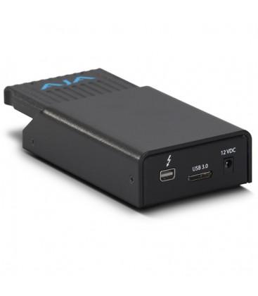 AJA PAK512-X2 - 512GB SSD module, exFAT