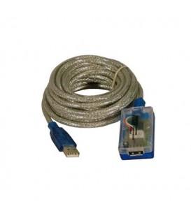Autocue CAB-EXT/USB - 20m USB 2.0 Active Extension Cable