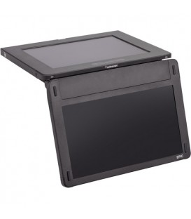 """Autoscript EPIC-IP15VM - 15"""" prompt monitor with VITC / D-VITC input and integrated 15"""" talent monitor only"""