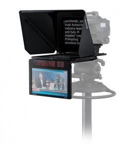 "Autoscript EPIC-IP19V - EPIC-IP on-camera package with 19"" prompt monitor"