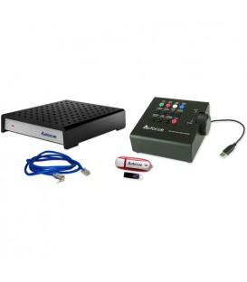 Autocue SW-QMASTERV6SDIMB - QMaster SDI/QBox V6 Package with USB Multi Button Hand Control