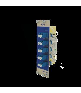 Bluebell BC-8/CWDM/LL/LC - Option A - 8-Channel CWDM Card Centre Wavelengths