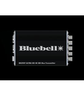 Bluebell BN390T - Quad Channel 3G/SDI Fibre Optic Multiplexing Transmitter Module