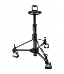 Libec P110S(Black) - P110 column with DL-10B for studio use
